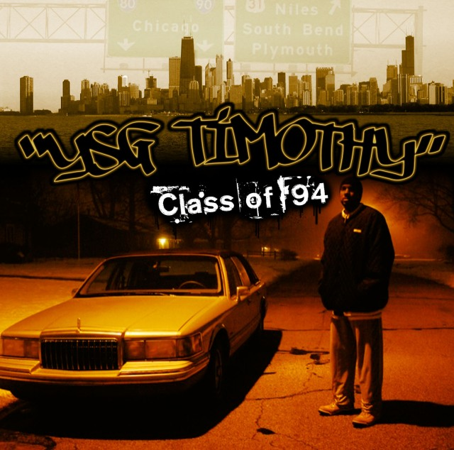 YSG Timothy - Class of '94 cover