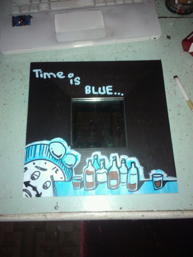 #TimesBlue #based artwork mirror #tybg
